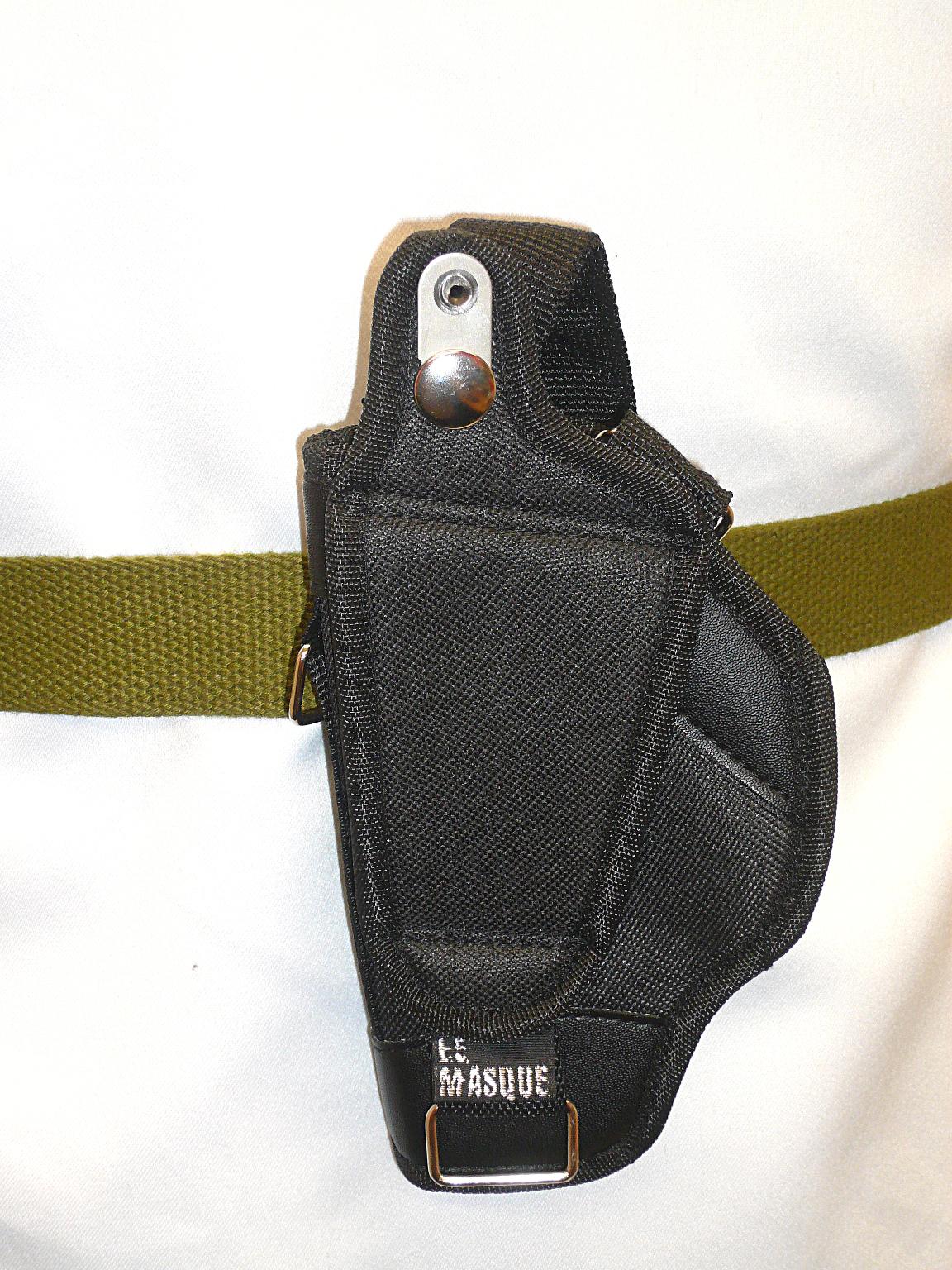 Nylon Shoulder Holsters 63