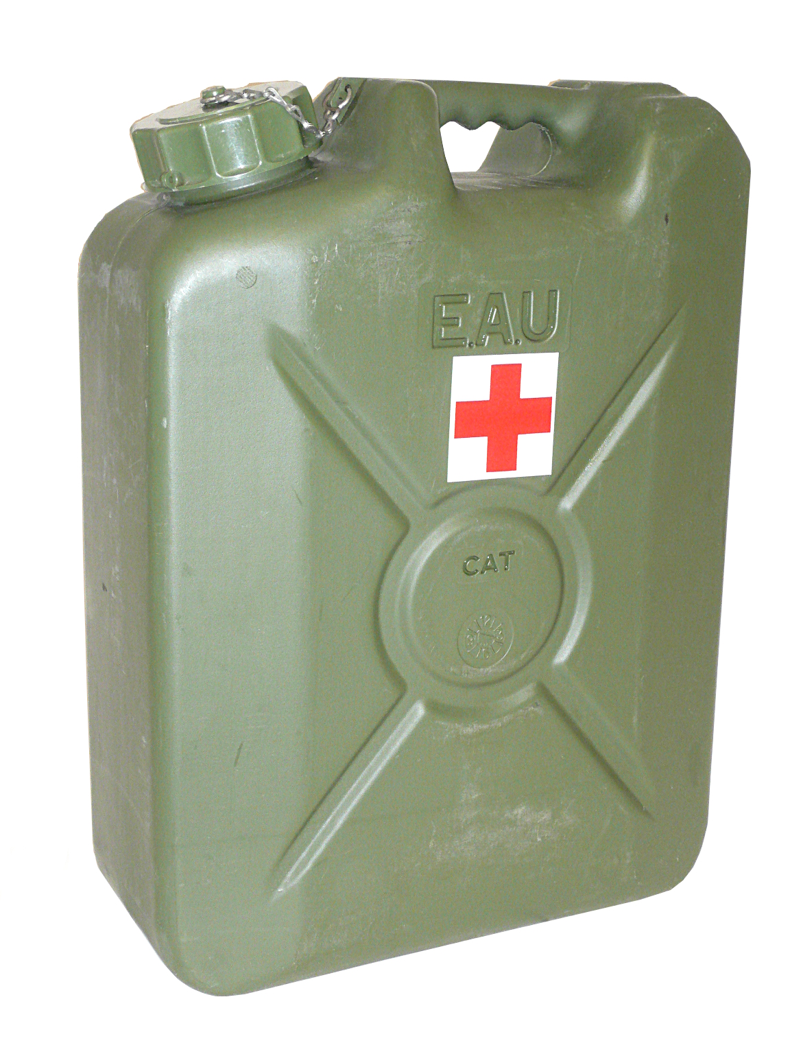 French Army 20 Litre Water Container Msc19 Comrades