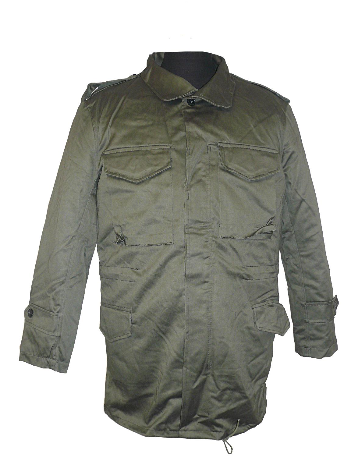 0f34632fe6e965 Greek Army OD M65 Jacket + Liner JKT15