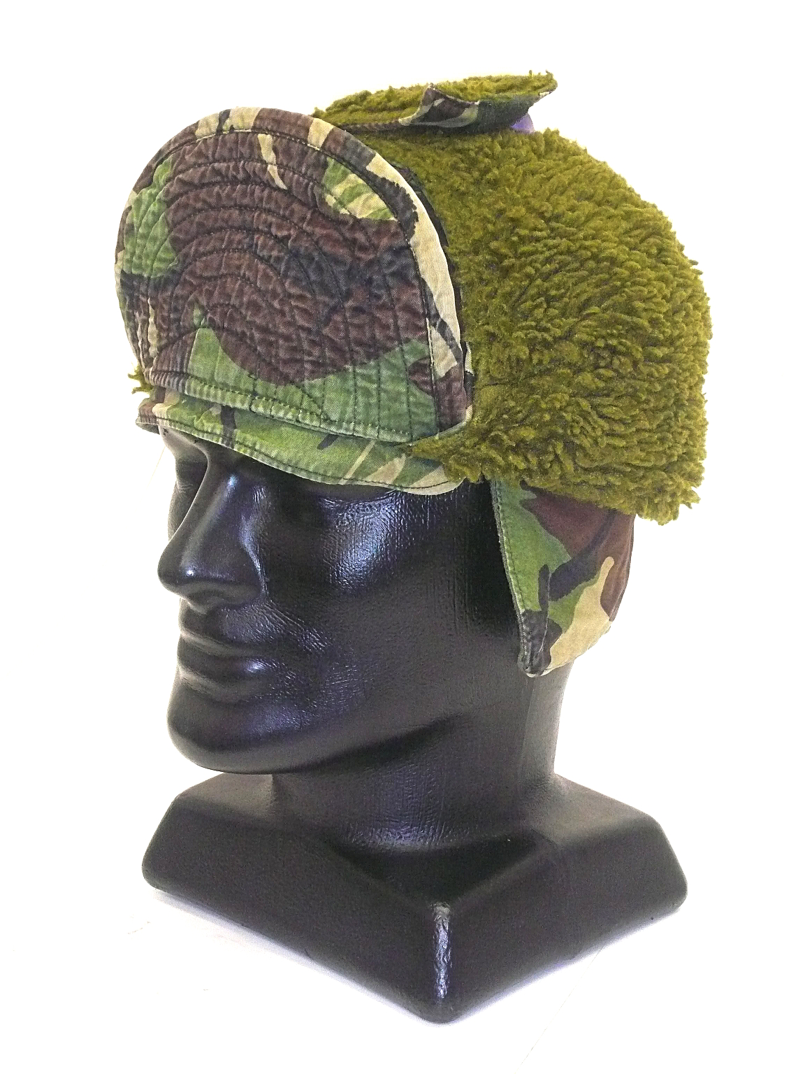British Army Cotton Pile Cap HAT33  2fa310a1d2f